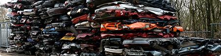 Autodemontage en recycling